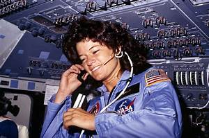 The World's Outstanding Women (WOW): Sally Ride | IF I ...
