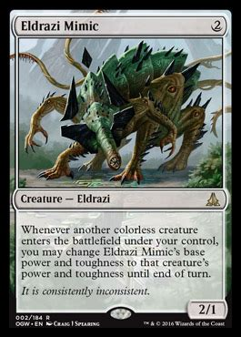 eldrazi mimic oath of the gatewatch mtg visual spoiler
