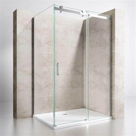 duschkabine dusche duschabtrennung duschwand schiebet 252 r duschtasse ravenna17 ebay