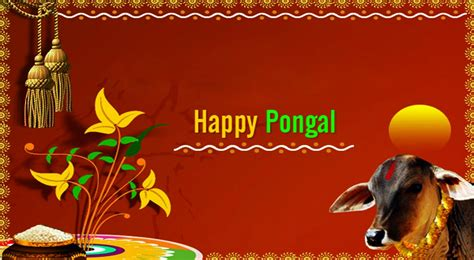 Happy Pongal 2018 Images Hd Wallpapers