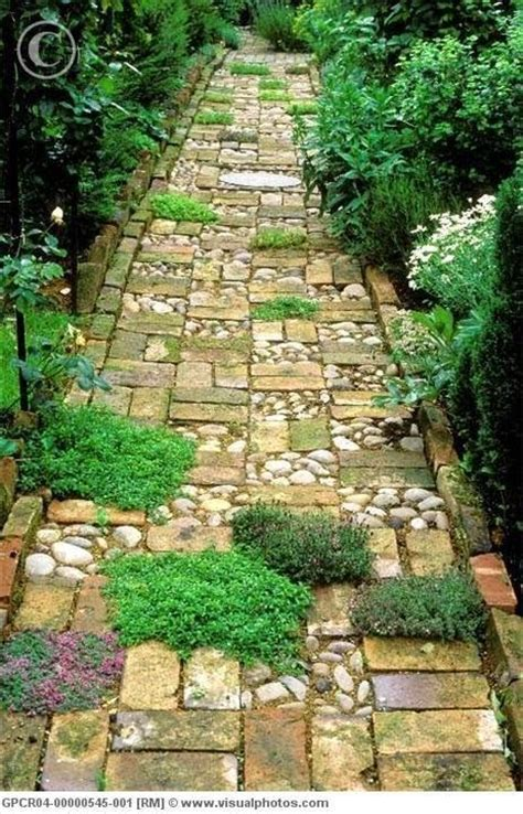 types of garden paths wonderful mix of material for garden path tr 228 dg 229 rd pinterest gardens different types of