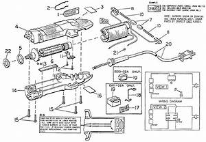 Wahl Clipper Parts Diagram