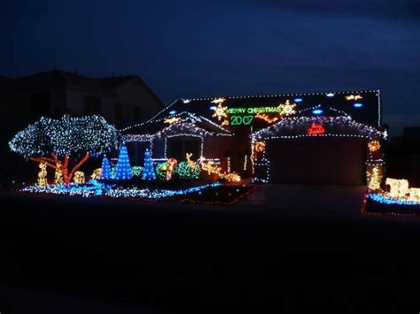 ideas for christmas lights on a ranch house home styles decorated for find the mickey in one of these