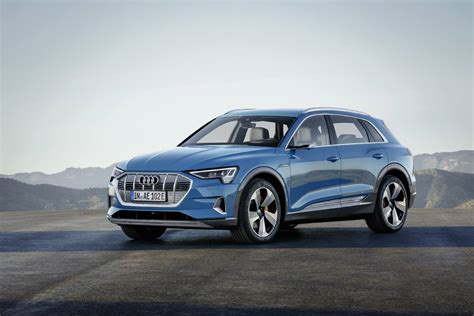 2019 audi e tron first electric suv from audi revealed