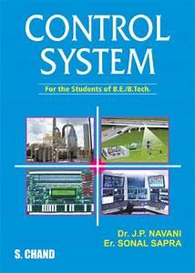 Control System By J P Navani