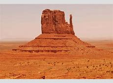 West Mitten Butte Picture of Monument Valley Navajo
