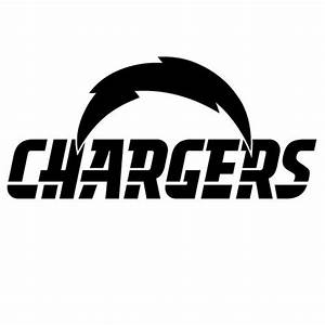 San Diego Chargers Pumpkin Stencils Los Angeles Chargers