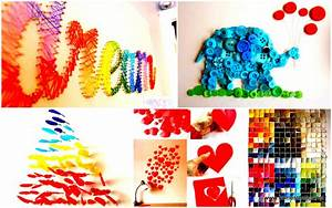 Mind blowingly beautiful diy wall art projects that