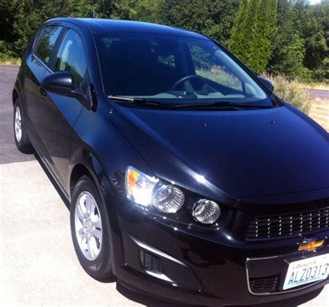 Buy Used 2013 Chevy Sonic Lt 1.4l Turbo Hatchback