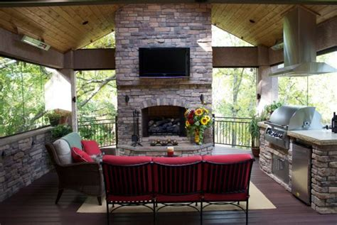 gorgeous backyard kitchen designs diy network blog