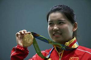 Rio Olympics: China's first gold won by woman shooter ...