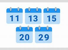 Calendar Icon free download, PNG and vector