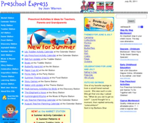 preschoolexpress preschool express by jean warren 710 | preschoolexpress.com