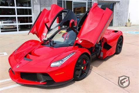 Ferrari Laferrari And Mclaren P1 For Sale At Fusion Luxury