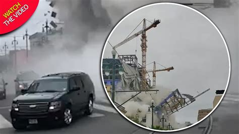 hard rock hotel collapses   orleans  person
