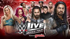Brock Lesnar added to Mexico City house show - Cageside Seats  Wwe