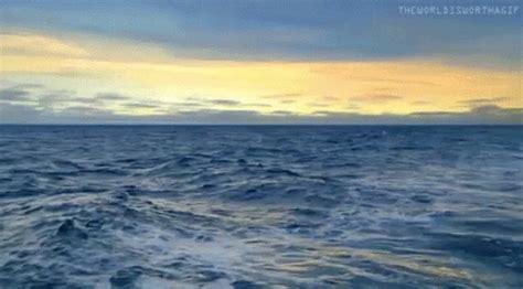 Sea Waves Wallpaper Animated - animated sea waves gif