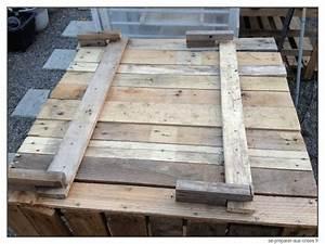 ordinaire faire une porte de jardin en bois 12 fabriquer With comment faire une porte en bois pour exterieur