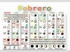 Venezuela Calendario Agricola Lunar 2017 2016