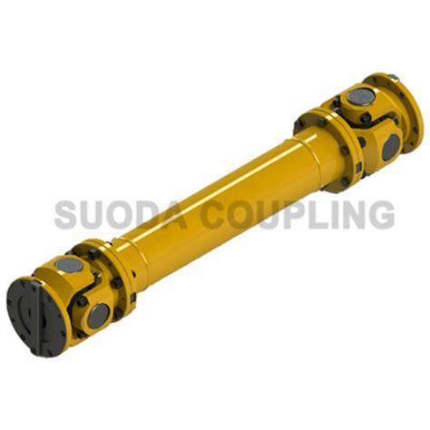 Mechanical Universal Joint Oem  Upw Type  China Suoda