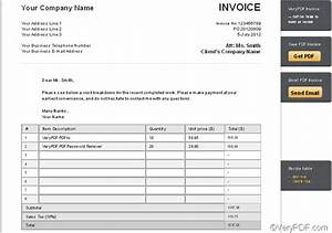 pdf invoice creator free verypdf knowledge base With printable invoice maker