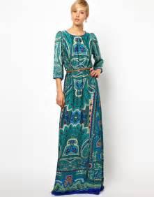 mango mango paisley print maxi dress at asos