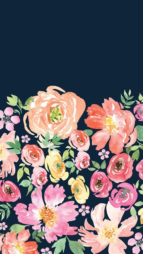 floral iphone wallpapers