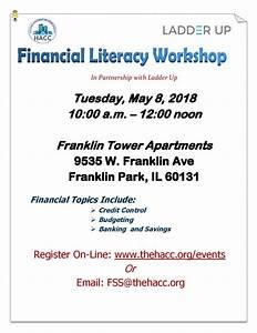 FSS Financial Literacy Workshop - HACC