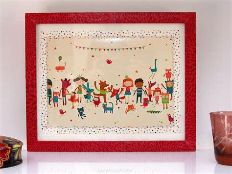 chambre de bonne marseille diy un cadre coloré pour chambre d 39 enfant purple jumble