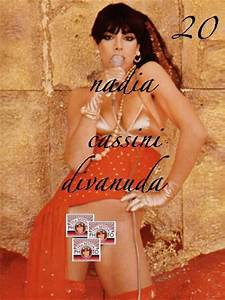 NADIA CASSINI foto sexy n. 20. Dettaglio dell' oggetto del ...