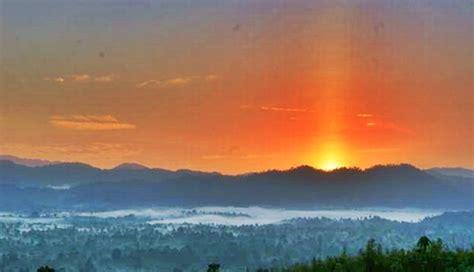bukit bawang bakung destinasi  wisata lampung
