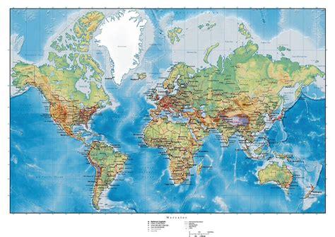 Carte Du Monde Gratuite by Carte Du Monde Gratuite