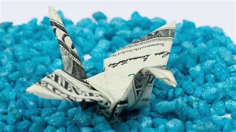 beautiful dollar bill origami diy tutorials