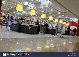 Leclerc Bricolage Granville : e leclerc french supermarket interior granville normandy france stock photo royalty free ~ Melissatoandfro.com Idées de Décoration