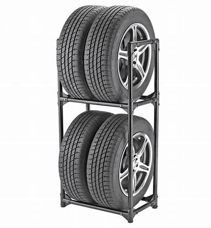 Tire Tires Storage Shelves Certified Winter Garage