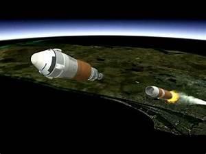 NASA Human Space Flight: A Look Ahead, a montage...