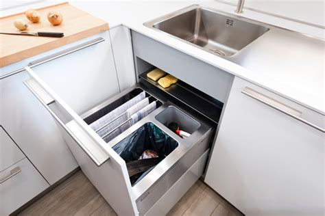Mülleimer Für Einbauschränke by Bulthaup K 252 Chen