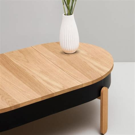 L Table With Storage by Batea L Storage Coffee Table