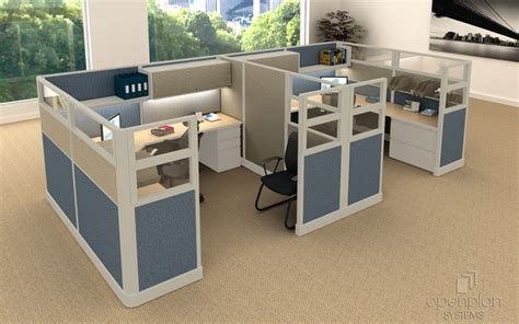 modern office cubicles modern office furniture 2 person cubicle workstation szws241 office cubicle workstations open high low wall