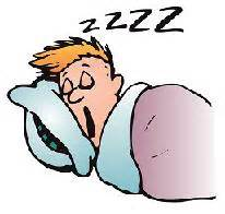 Cartoon Sleeping Person - ClipArt Best