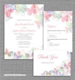 wedding invitations templates wedding invitation wording printable butterfly wedding invitation templates