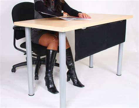modesty panel for desk modesty panel custom accents