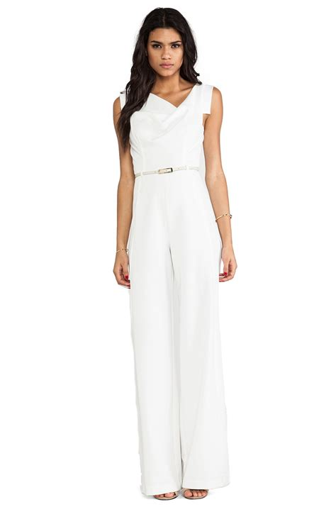 white jumpsuits for fashion trend white jumpsuits for 2018 fashiongum com