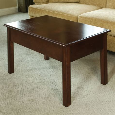coffee table converts to desk convertible coffee table desk office and bedroom best