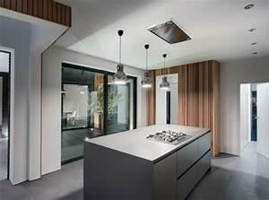 Suspension Pour Cuisine Moderne : clairage de cuisine 35 suspensions ou spots choisir ~ Teatrodelosmanantiales.com Idées de Décoration