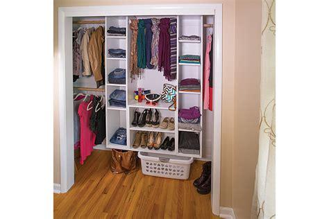 Closet Organizers : Modular Closet Organizer