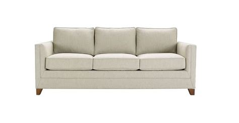 mitchell gold reese sofa reese sleeper super luxe or luxe eco friendly hardwood