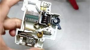 Mcb  Short Circuit  U0026 Overload Mechanism