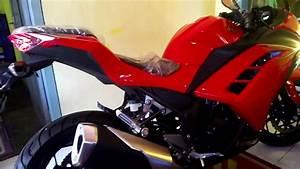 New Kawasaki Ninja 250 Fi