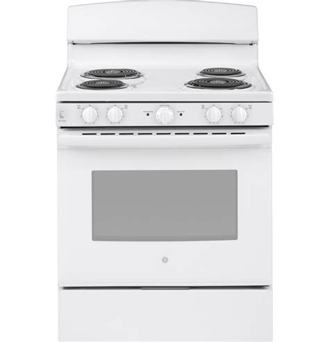 ge  jbsdmww  standing electric range  appliances